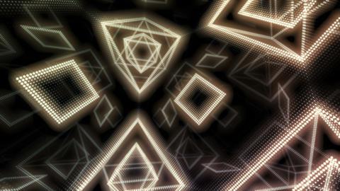 LED Room 0 D BbFA 4K CG動画