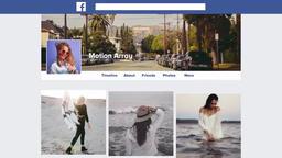 Facebook Promo Premiere Pro Template