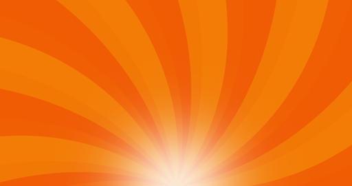 4k vintage grunge orange radial lines background. Rectangle fight stamp for card Animación