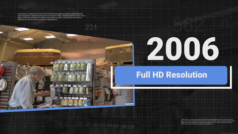 Clean Multi Video - Raptor Corporate After Effects Template
