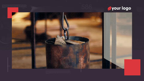 The Clean History Company - Eureka Corporate After Effects Template