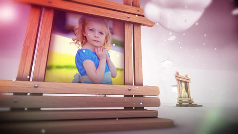 The Sweetest Dreams After Effects Template