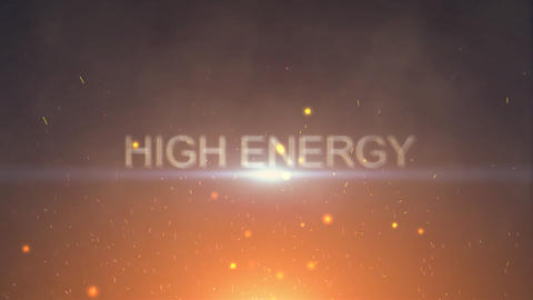 Epic Title Logo After Effects Template