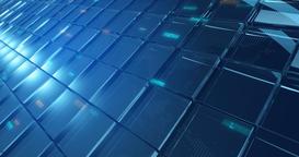 Elegant High-Tech Glass Background 4K GIF