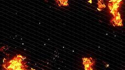 Burning Animation
