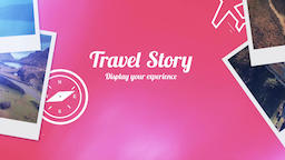 Travel Story Premiere Pro Template