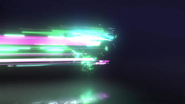 Fast Glitch Logo Plantilla de After Effects