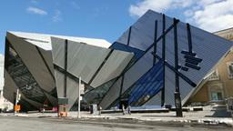 Royal Ontario Museum Toronto Footage