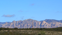 Arizona High Desert Timelapse 1 stock footage