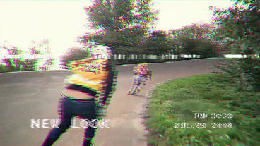 VHS Opener Premiere Pro Template
