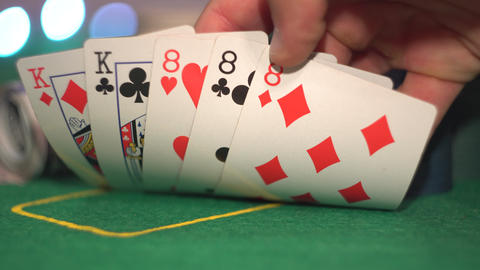 Full House, Poker Cards Live Action
