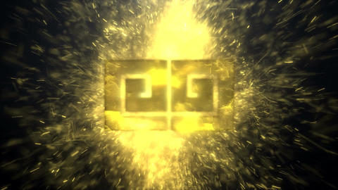 GOLDEN LOGO REVEAL After Effects Template