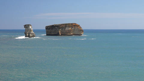 Great Ocean Road, Australia Stock Video Footage