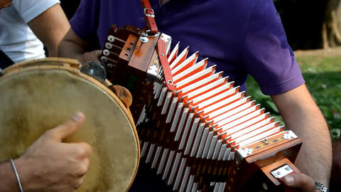 musical instrument Stock Video Footage