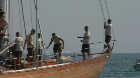 old sail crew 06 e Footage