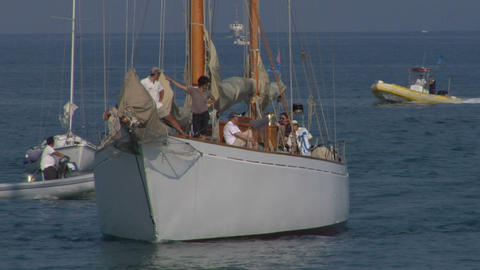 old sail crew 08 e Footage