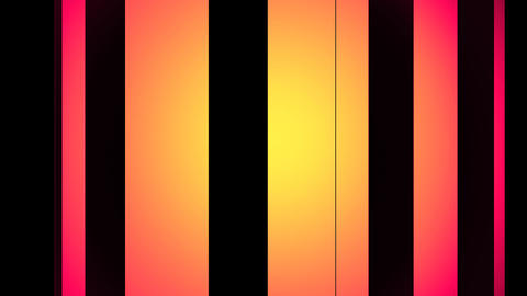 retro offset Animation