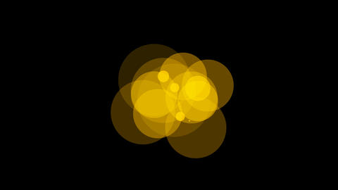 yellow circle Animation