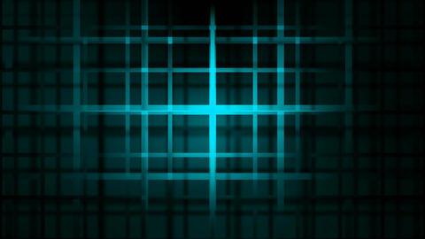 dark grid Stock Video Footage