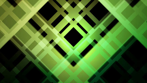 green grid Animation
