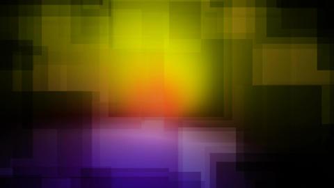 gradient square Animation