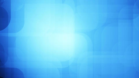 roundness blue Animation