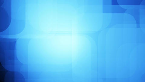 roundness blue Stock Video Footage
