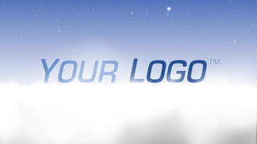 Sky Logo Reveal - After Effects Template After Effects Project