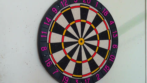Darts Stock Video Footage