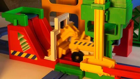 children's designer, game Stock Video Footage