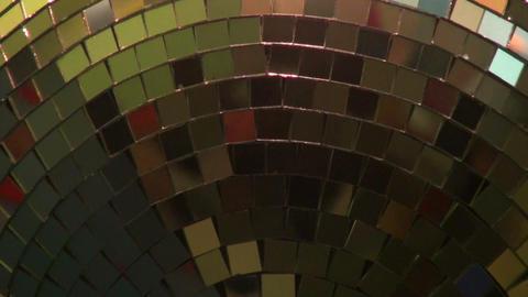 Mirror ball Stock Video Footage