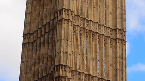 Big Ben clock tower Footage