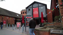 The Other Place Royal Shakespeare Company Theatre Stratford upon Avon UK ビデオ