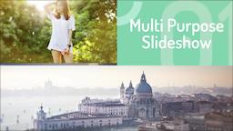 Multi-Purpose Slideshow Premiere Pro Template
