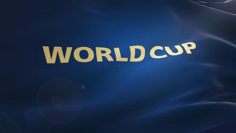 Flag Of The Soccer Mundial ビデオ