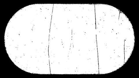 Matte Grunge Frame 02 Animation