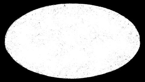 Matte Grunge Frame 03 Animation