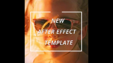 Instagram summer2 After Effects Template