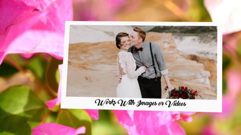 Wedding Slideshow-Luxury Wedding After Effects Template