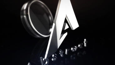 Clean 3D Logo Reveal After Effects Template
