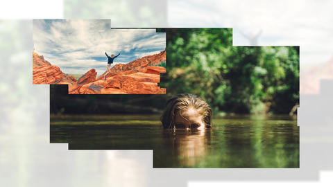 Short Slideshow After Effects Template