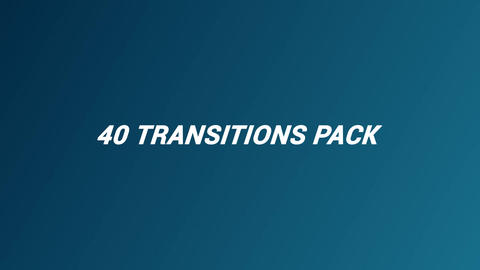 Transitions pack - 1
