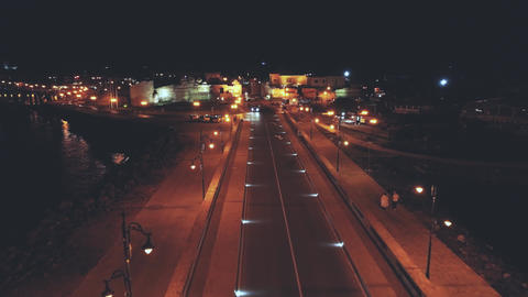 Bridge of Nesebar old Town ビデオ