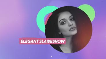 Elegant Slideshow After Effects Template
