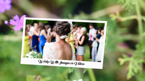 Photo Or Video Gallery Slideshow-Billion Wedding After Effects Template