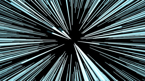 Reverse Light Speed Animation