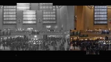 Glitch Urban Opener Premiere Proテンプレート