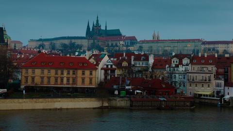 Waking up in Prague Footage