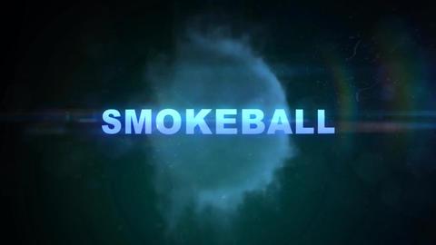 SmokeBall - Smoke Logo Opener After Effectsテンプレート