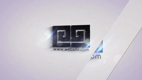 Corporate Smash Logo After Effects Template